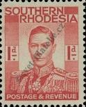Stamp Southern Rhodesia Catalog number: 43