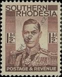 Stamp Southern Rhodesia Catalog number: 44