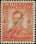 Stamp Southern Rhodesia Catalog number: 45