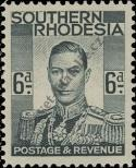 Stamp Southern Rhodesia Catalog number: 46