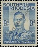 Stamp Southern Rhodesia Catalog number: 48