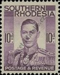 Stamp Southern Rhodesia Catalog number: 49