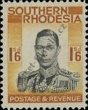 Stamp Southern Rhodesia Catalog number: 51