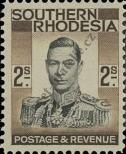 Stamp Southern Rhodesia Catalog number: 52
