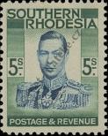 Stamp Southern Rhodesia Catalog number: 54
