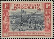 Stamp Southern Rhodesia Catalog number: 56