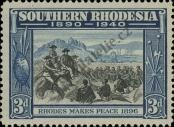 Stamp Southern Rhodesia Catalog number: 59