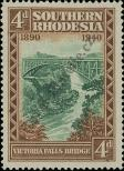 Stamp Southern Rhodesia Catalog number: 60