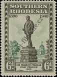 Stamp Southern Rhodesia Catalog number: 61