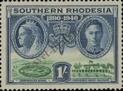 Stamp Southern Rhodesia Catalog number: 62