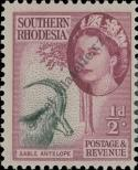 Stamp Southern Rhodesia Catalog number: 80