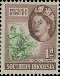 Stamp Southern Rhodesia Catalog number: 81