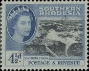 Stamp Southern Rhodesia Catalog number: 85