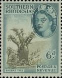 Stamp Southern Rhodesia Catalog number: 86