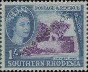 Stamp Southern Rhodesia Catalog number: 88
