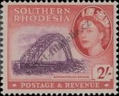 Stamp Southern Rhodesia Catalog number: 89
