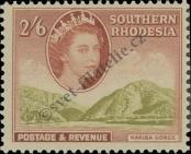 Stamp Southern Rhodesia Catalog number: 90