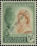 Stamp Southern Rhodesia Catalog number: 91