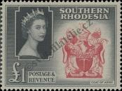 Stamp Southern Rhodesia Catalog number: 93