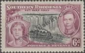 Stamp Southern Rhodesia Catalog number: 41