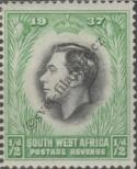 Stamp South West Africa Catalog number: 182