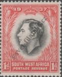 Stamp South West Africa Catalog number: 184