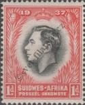 Stamp South West Africa Catalog number: 185