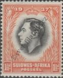 Stamp South West Africa Catalog number: 187