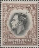 Stamp South West Africa Catalog number: 189