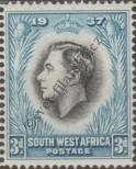 Stamp South West Africa Catalog number: 190