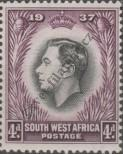 Stamp South West Africa Catalog number: 192