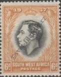 Stamp South West Africa Catalog number: 194