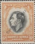 Stamp South West Africa Catalog number: 195