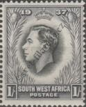 Stamp South West Africa Catalog number: 196