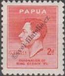 Stamp Papua Catalog number: 104