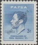 Stamp Papua Catalog number: 105