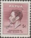 Stamp Papua Catalog number: 106