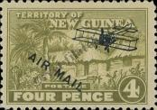 Stamp New Guinea Catalog number: 57