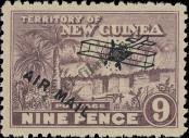 Stamp New Guinea Catalog number: 59