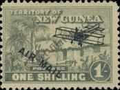 Stamp New Guinea Catalog number: 60