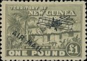 Stamp New Guinea Catalog number: 64
