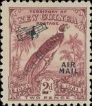 Stamp New Guinea Catalog number: 81