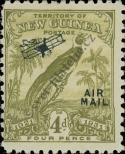 Stamp New Guinea Catalog number: 83