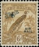 Stamp New Guinea Catalog number: 85