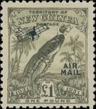 Stamp New Guinea Catalog number: 91