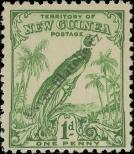 Stamp New Guinea Catalog number: 92