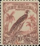 Stamp New Guinea Catalog number: 105