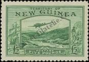 Stamp New Guinea Catalog number: 124