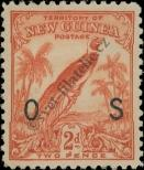 Stamp New Guinea Catalog number: S/23