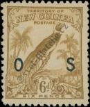 Stamp New Guinea Catalog number: S/29